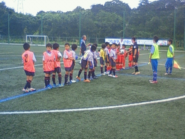 8月4日サッカーフェスティバル